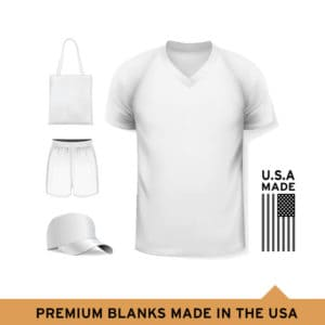 Made in USA Apparel and Accessories